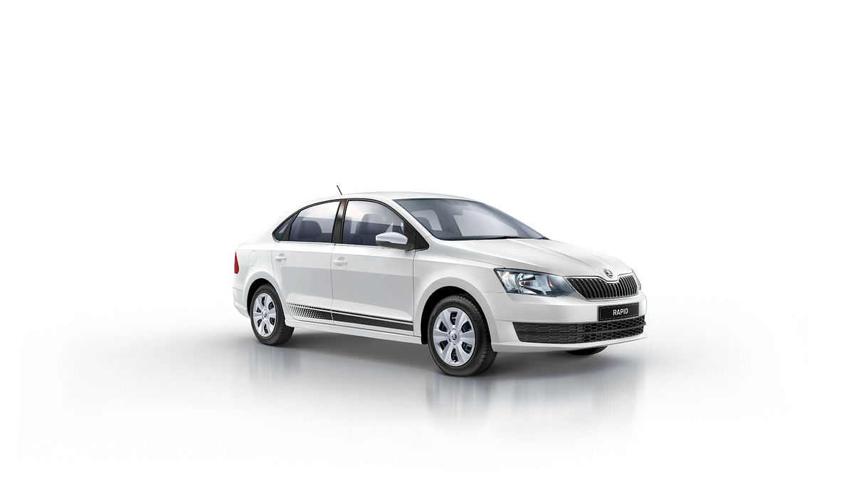 Skoda Rapid Rider Plus launched at Rs 7.99 lakh