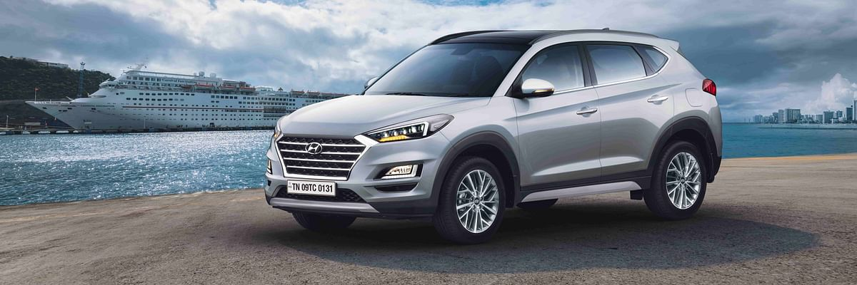 Hyundai launches facelifted Tucson for Rs 22.3 lakh