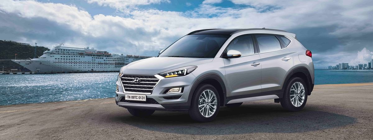 Subtle changes make the new Tucson look a bit more modern
