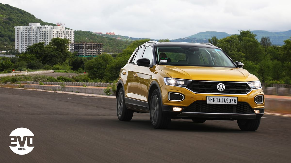 Volkswagen T-Roc Review: A mid-size SUV with a difference