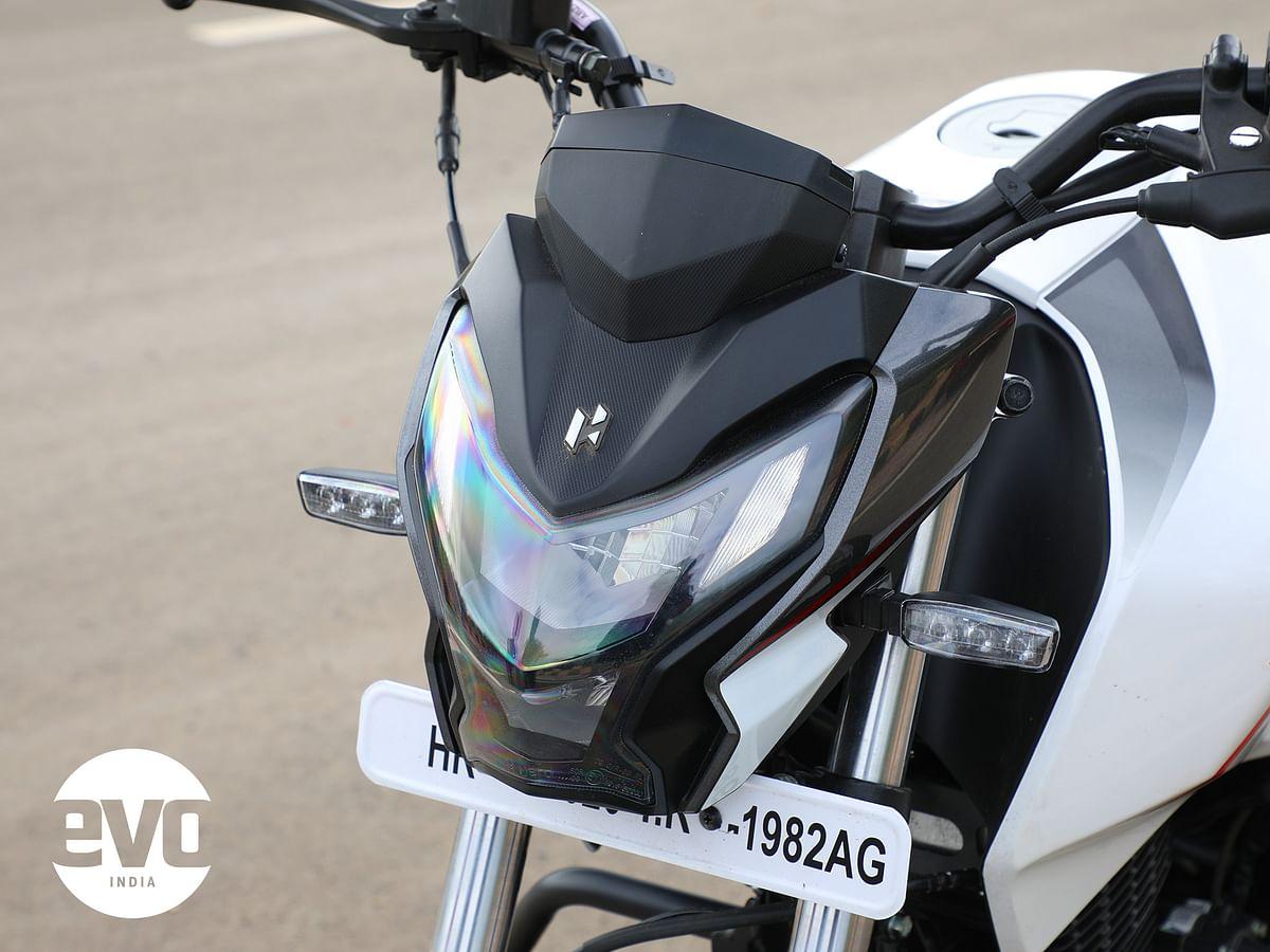 Headlight stays faithful to Xtreme 1.R concept