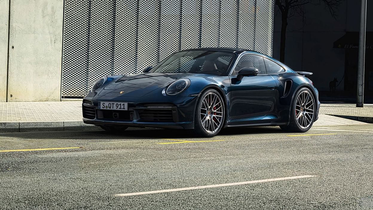 2020 Porsche 911 Turbo Revealed Non S Model Arrives With 572bhp