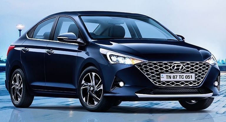 The Hyundai Verna has the widest range of engines in this company