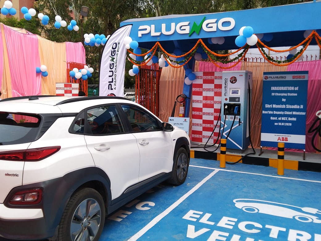 ABB sets up India's first DC public fast charger
