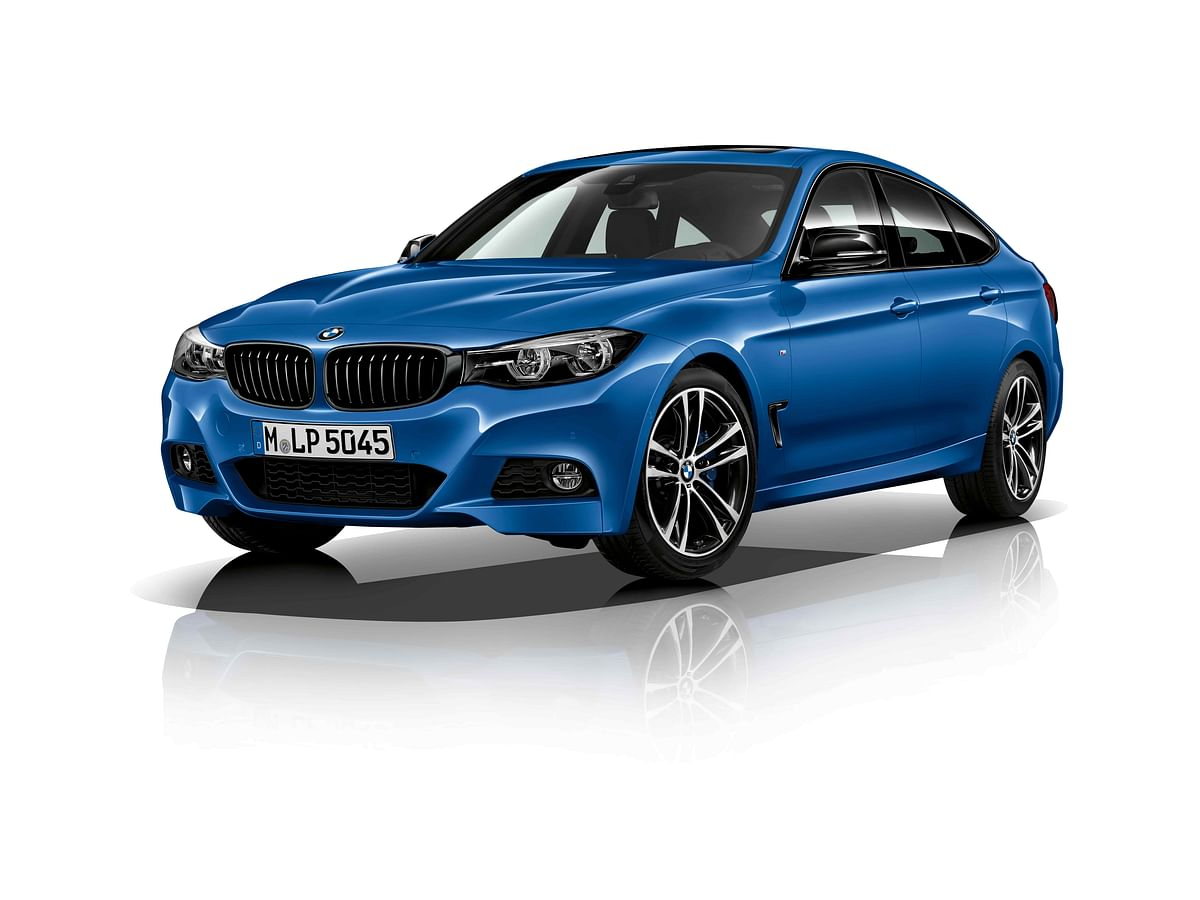 BMW launches 3 Series Gran Turismo Shadow Edition at Rs 42.5 lakh