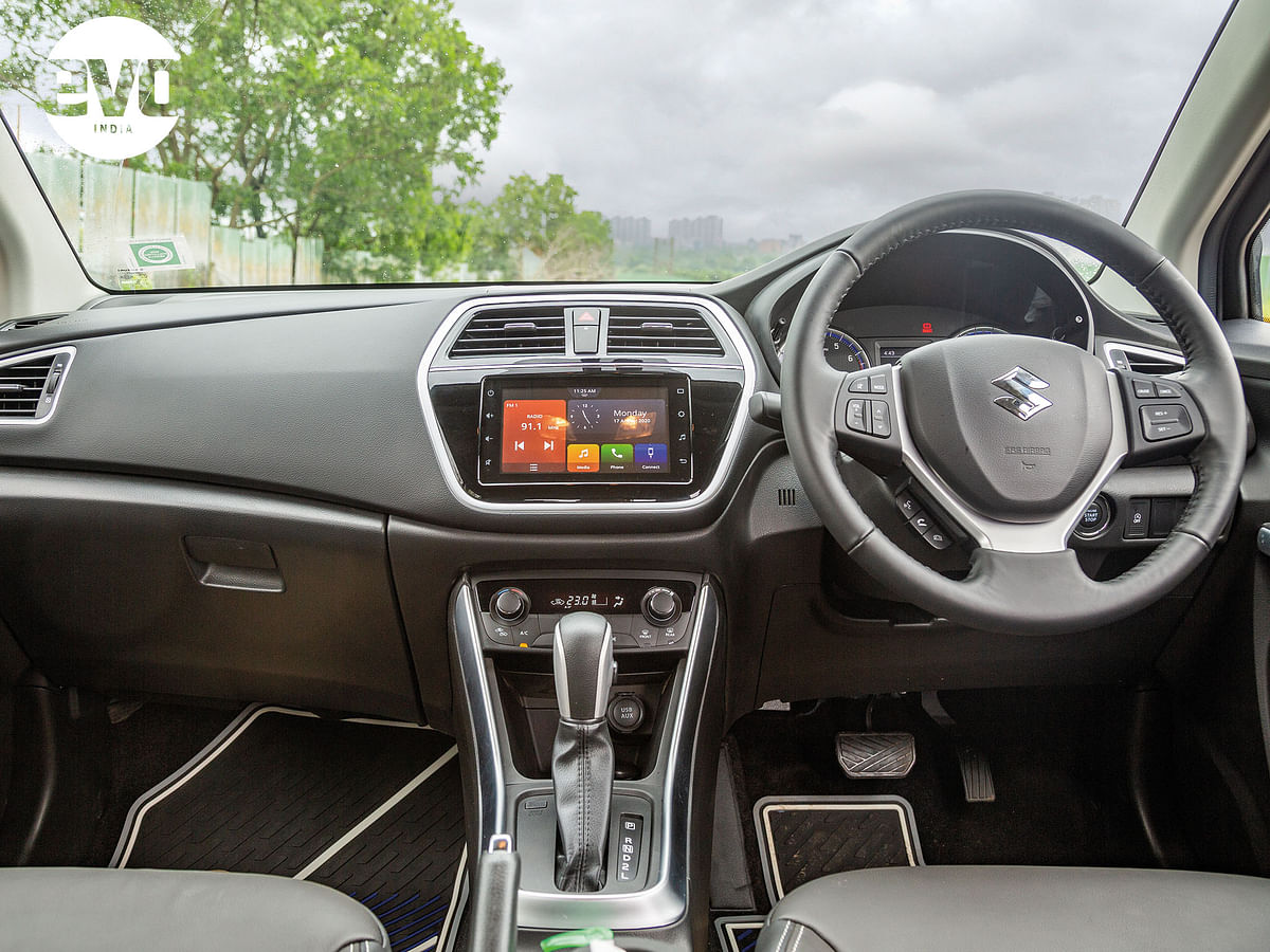 New infotainment system is a welcome change