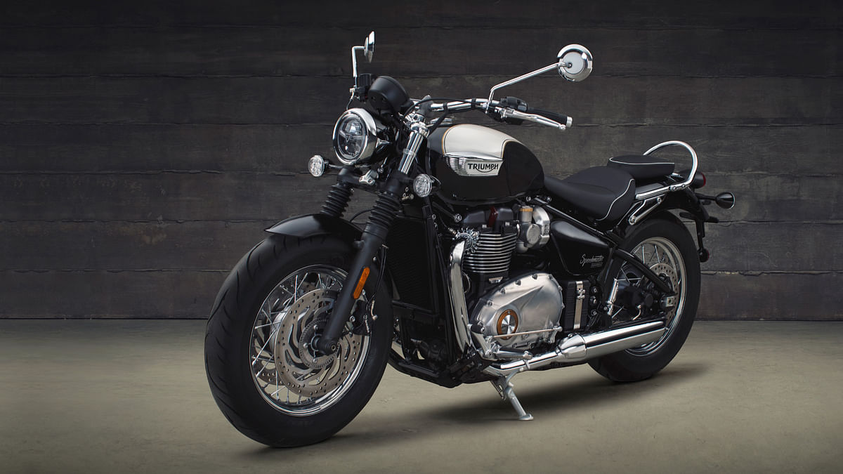 Triumph India's offering free accessories on the BS6 Bonneville range