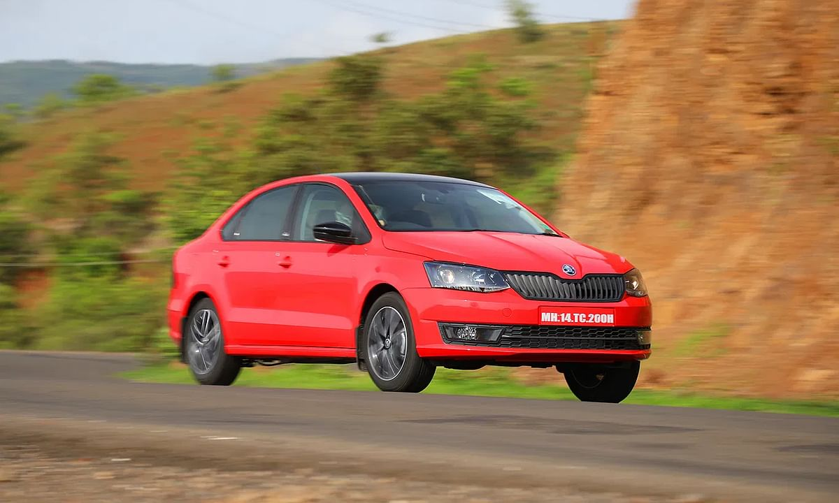 Skoda Auto India opens bookings for Rapid Automatic