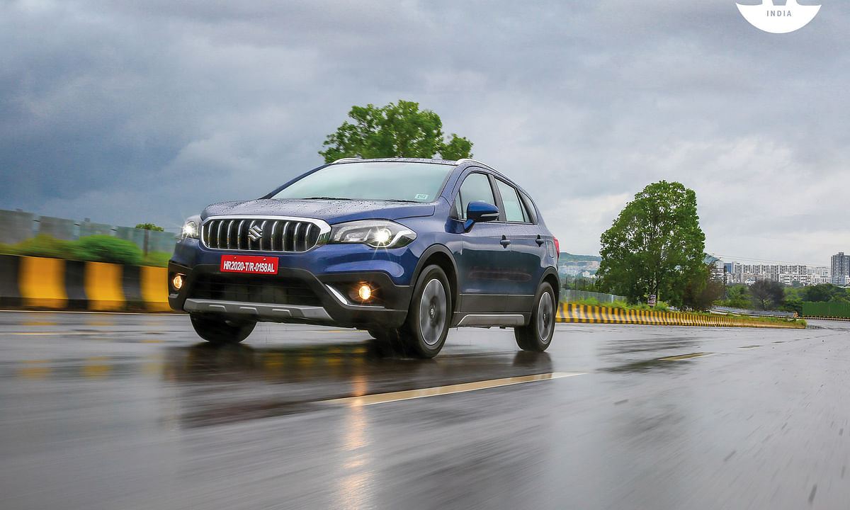 Maruti Suzuki S-Cross Petrol Review: Over 4-metres, at a great price