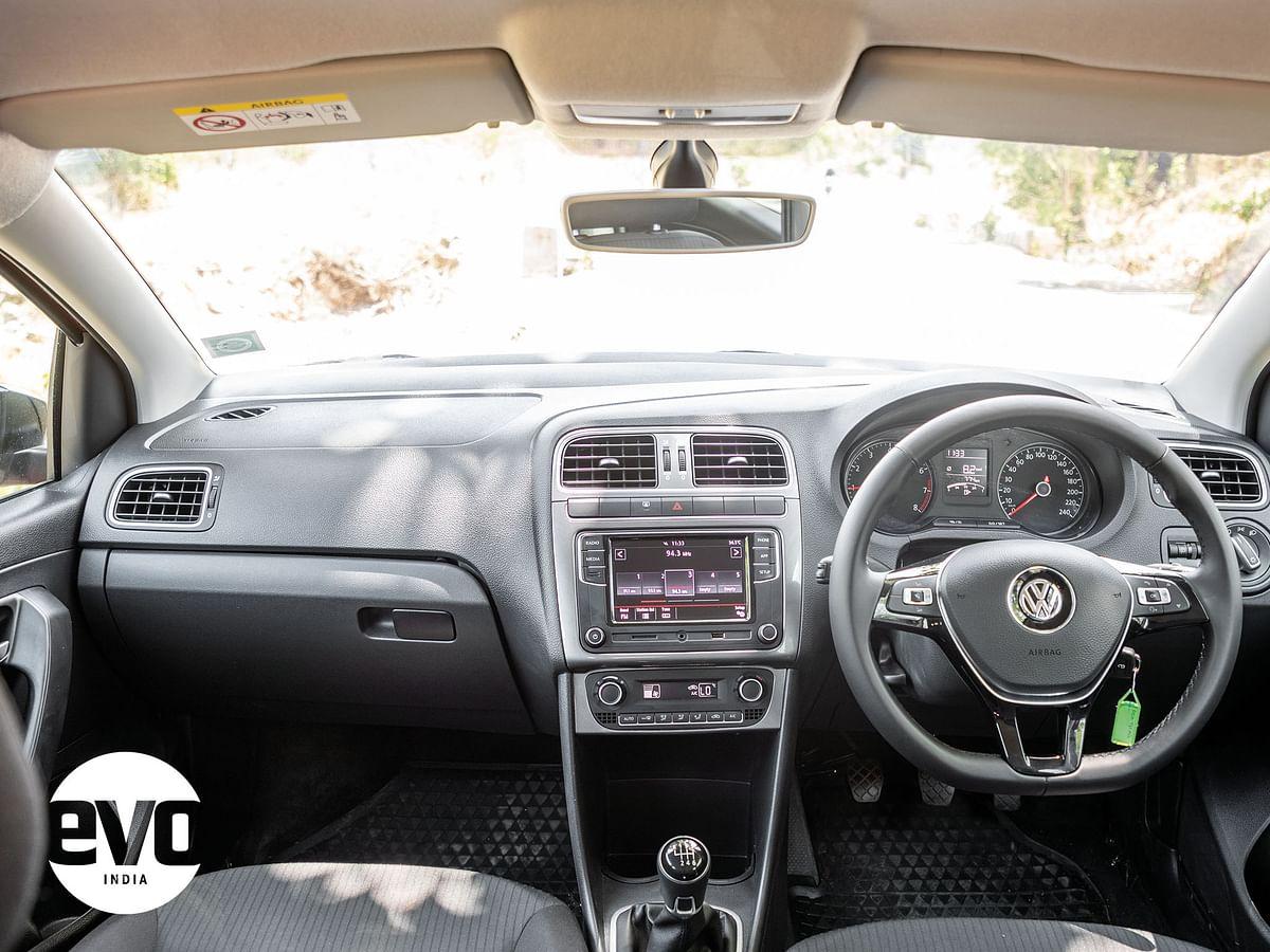 Volkswagen Polo cabin