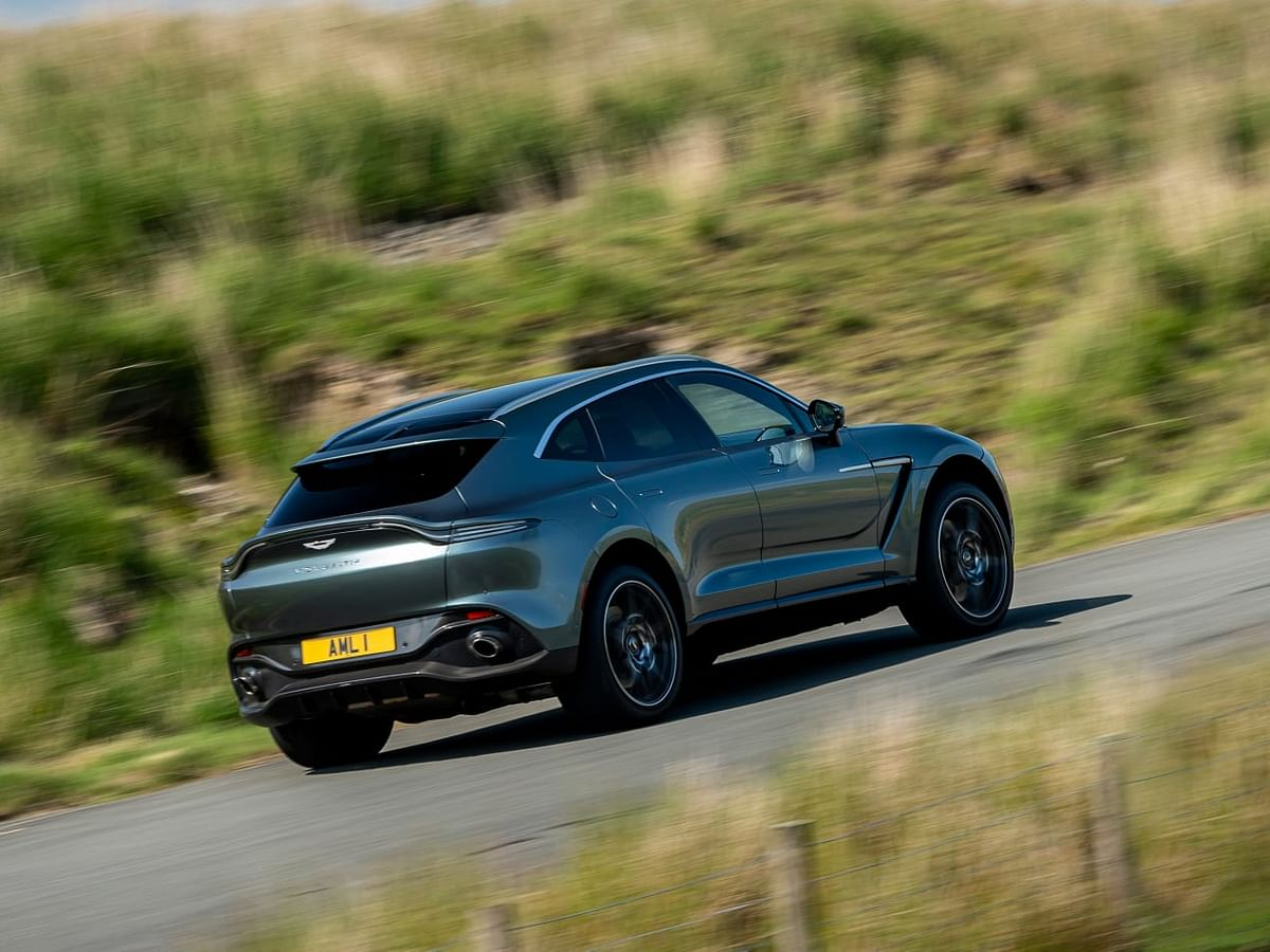 Aston Martin DBX review - the first performance SUV to deliver on its promise