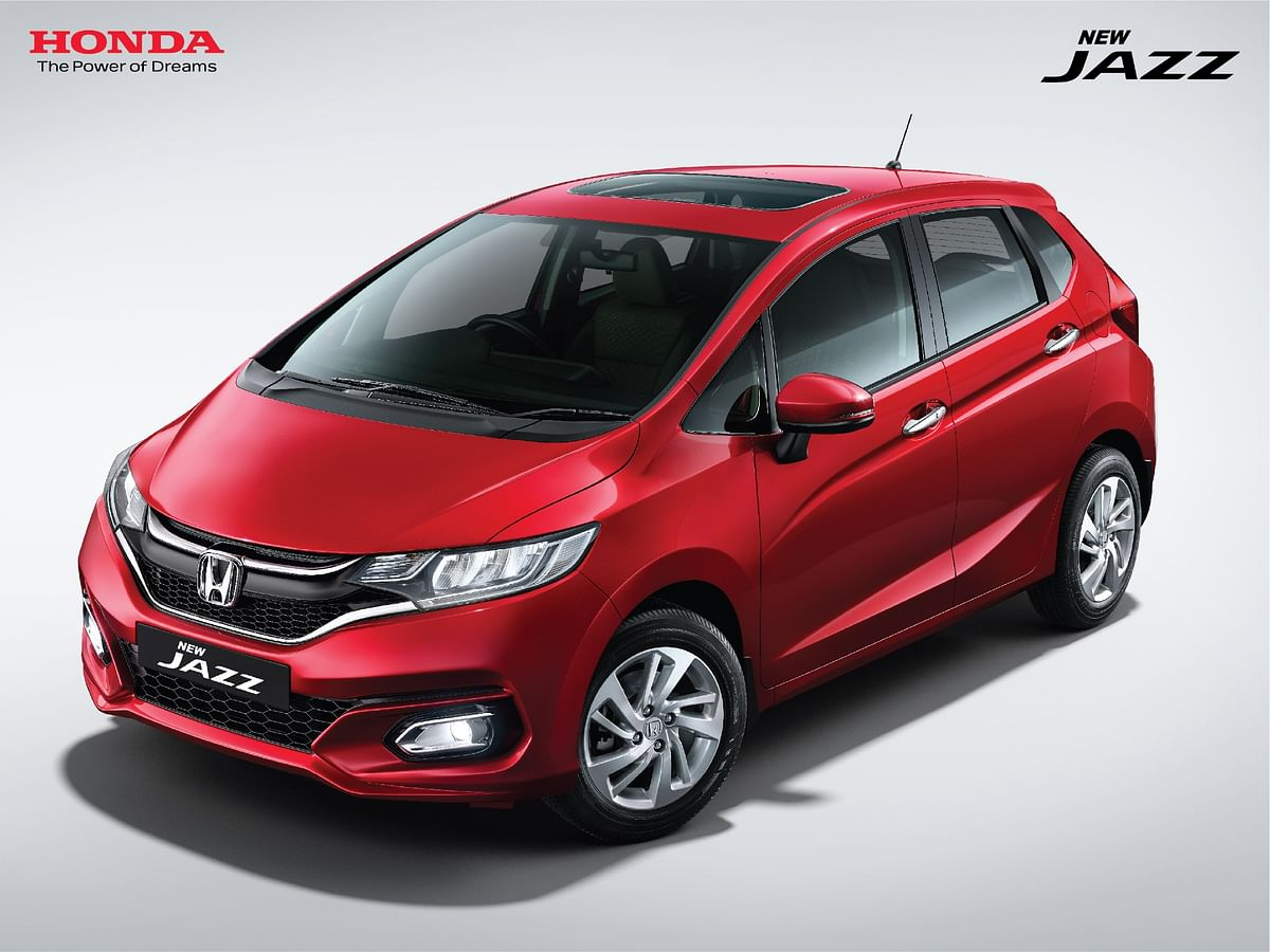 Honda opens bookings for the facelifted BS6 Jazz