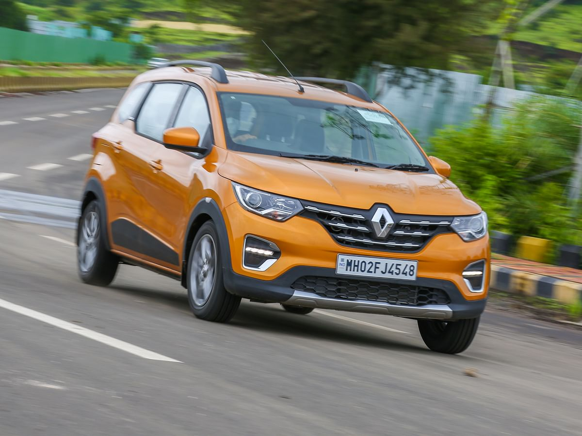Renault Triber AMT review: Does the AMT perform well in the budget-friendly seven-seater?