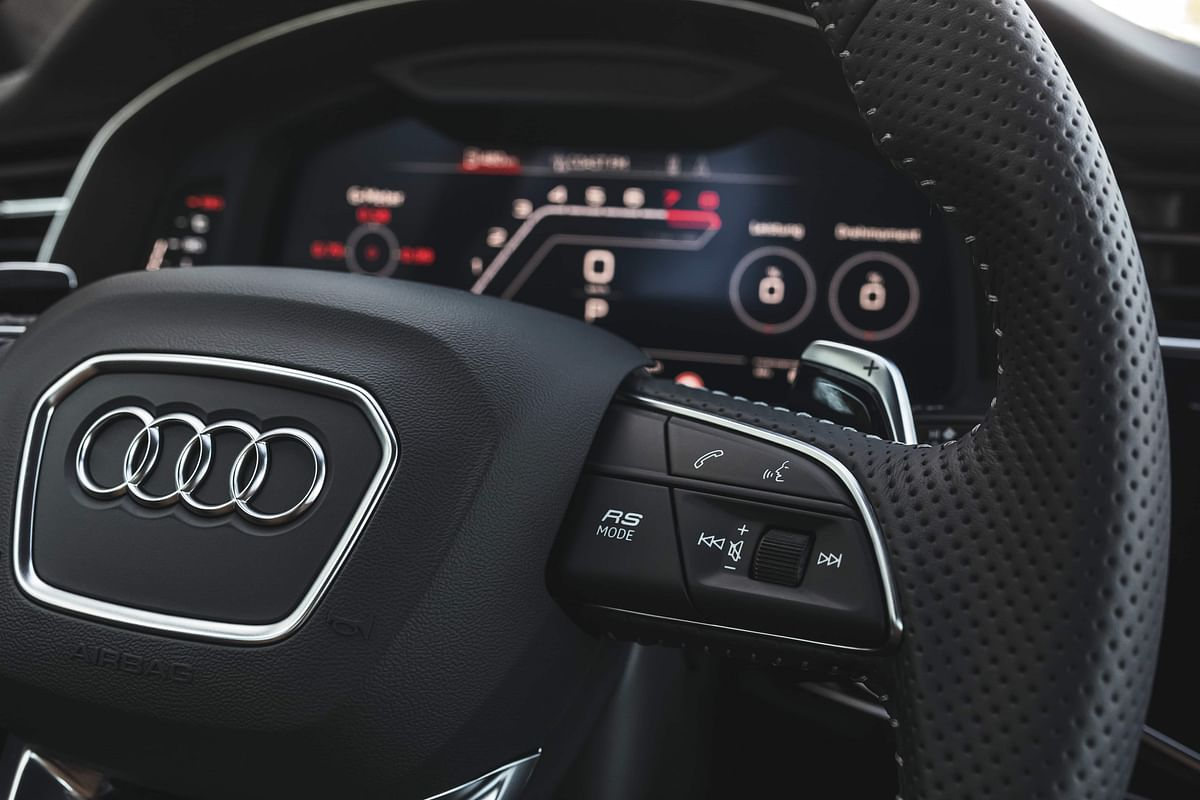 RS Mode lets you toggle between customisable drive modes