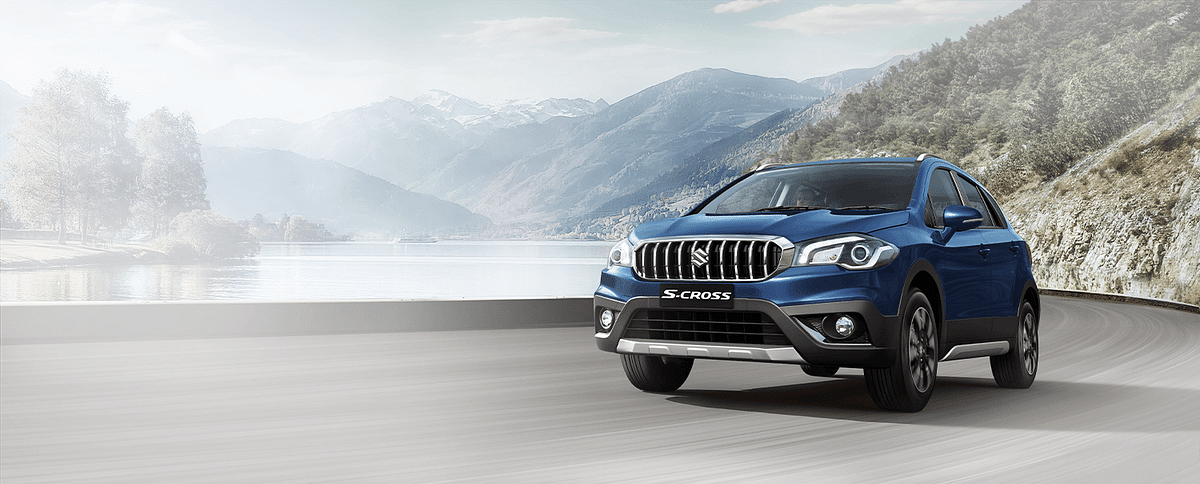 S-Cross petrol launched in India