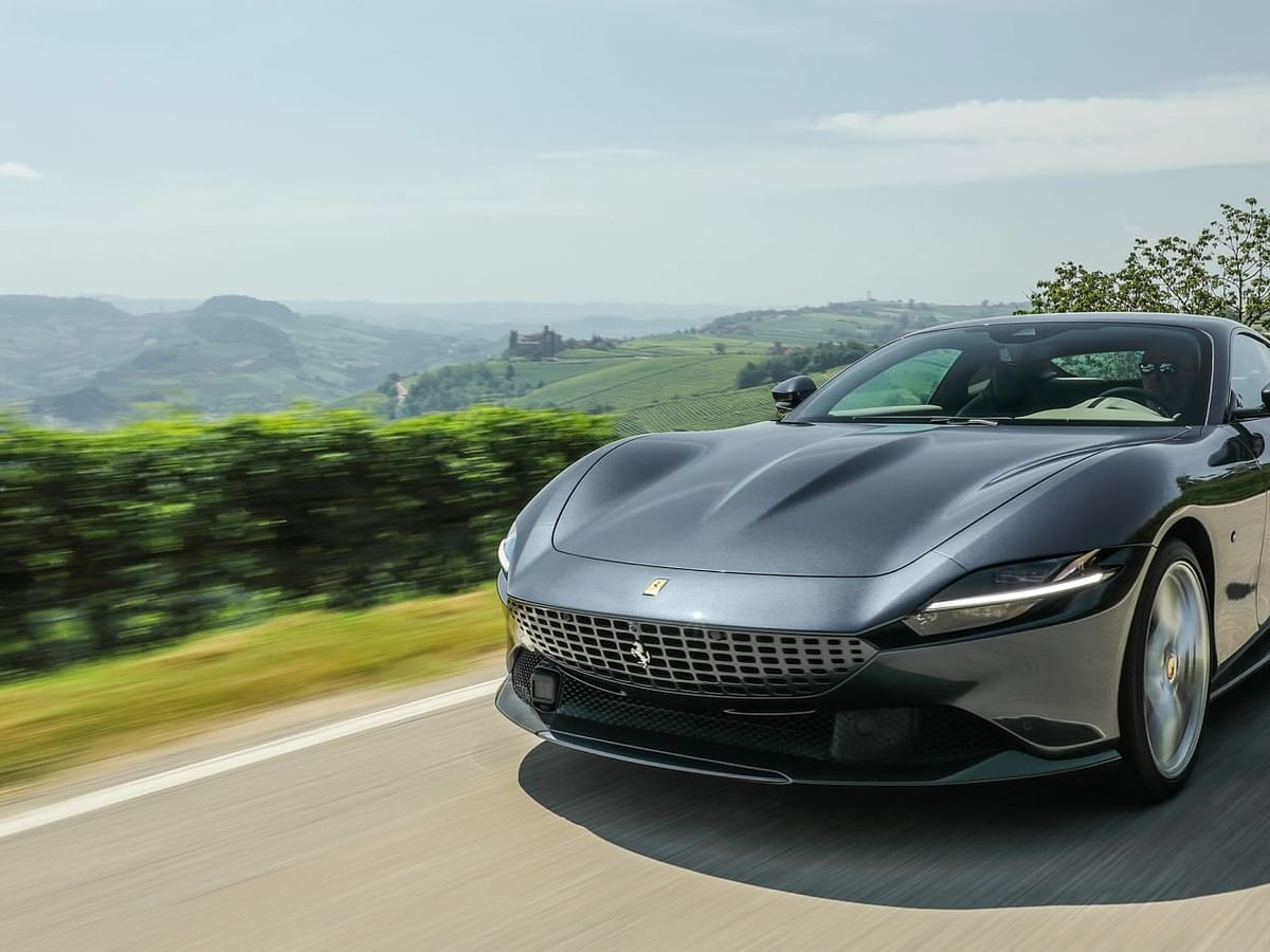 Ferrari Roma 2020 review – a new take on the Italian GT