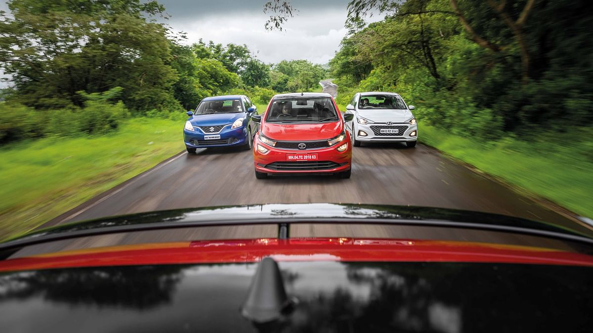 Altroz vs Baleno vs Elite i20 vs Polo | Premium hatchback comparo