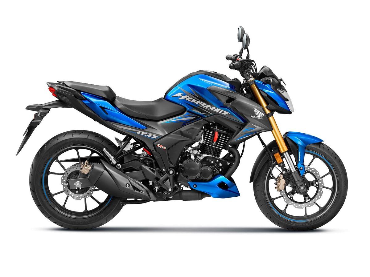 The new design of the Hornet 2.0