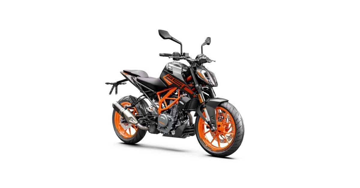 Upgraded KTM 250 Duke launched at Rs 2.09 lakh