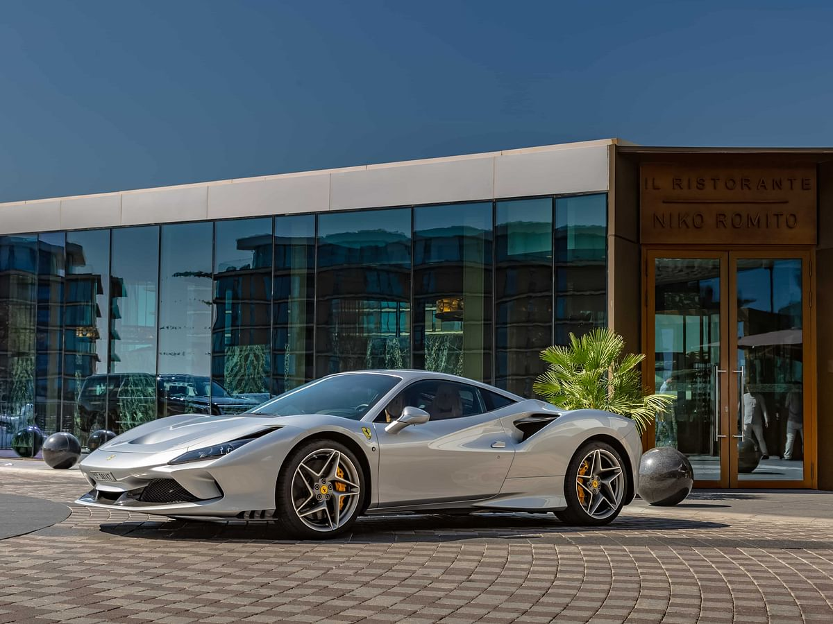 Ferrari F8 Tributo launched in India at Rs 4.02 crore