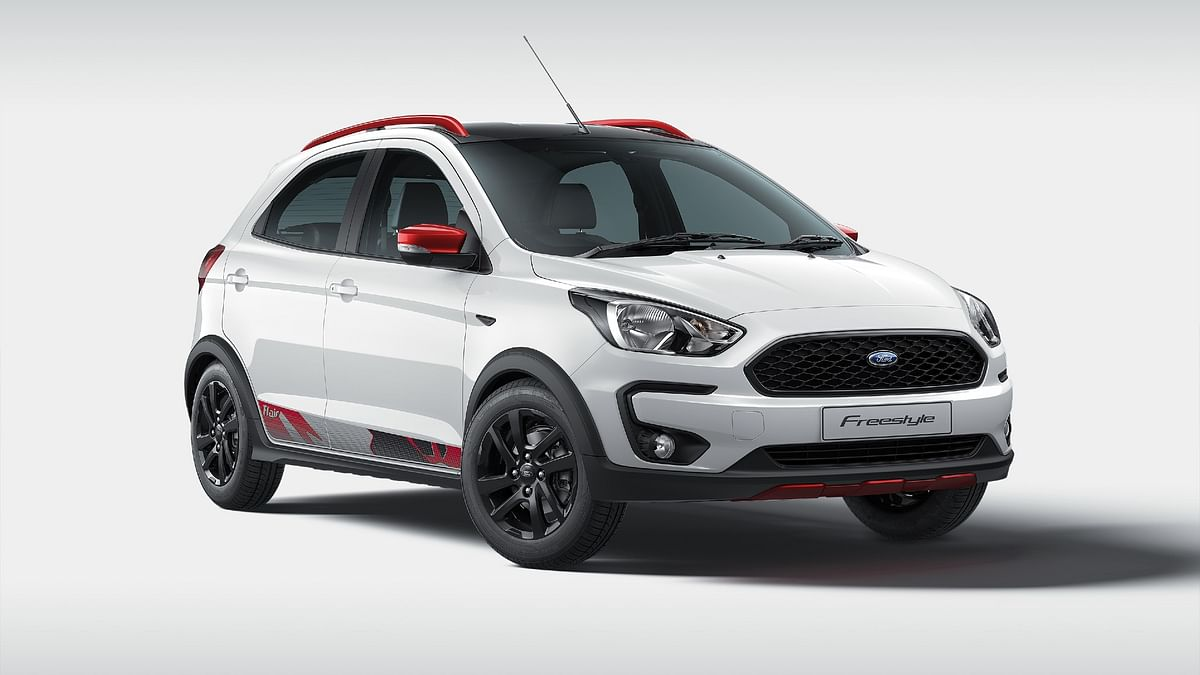 Ford Freestyle Flair trim launched