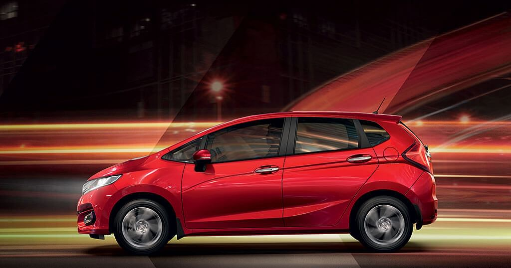 Honda launches the refreshed 2020 Jazz at Rs 7.49 lakh