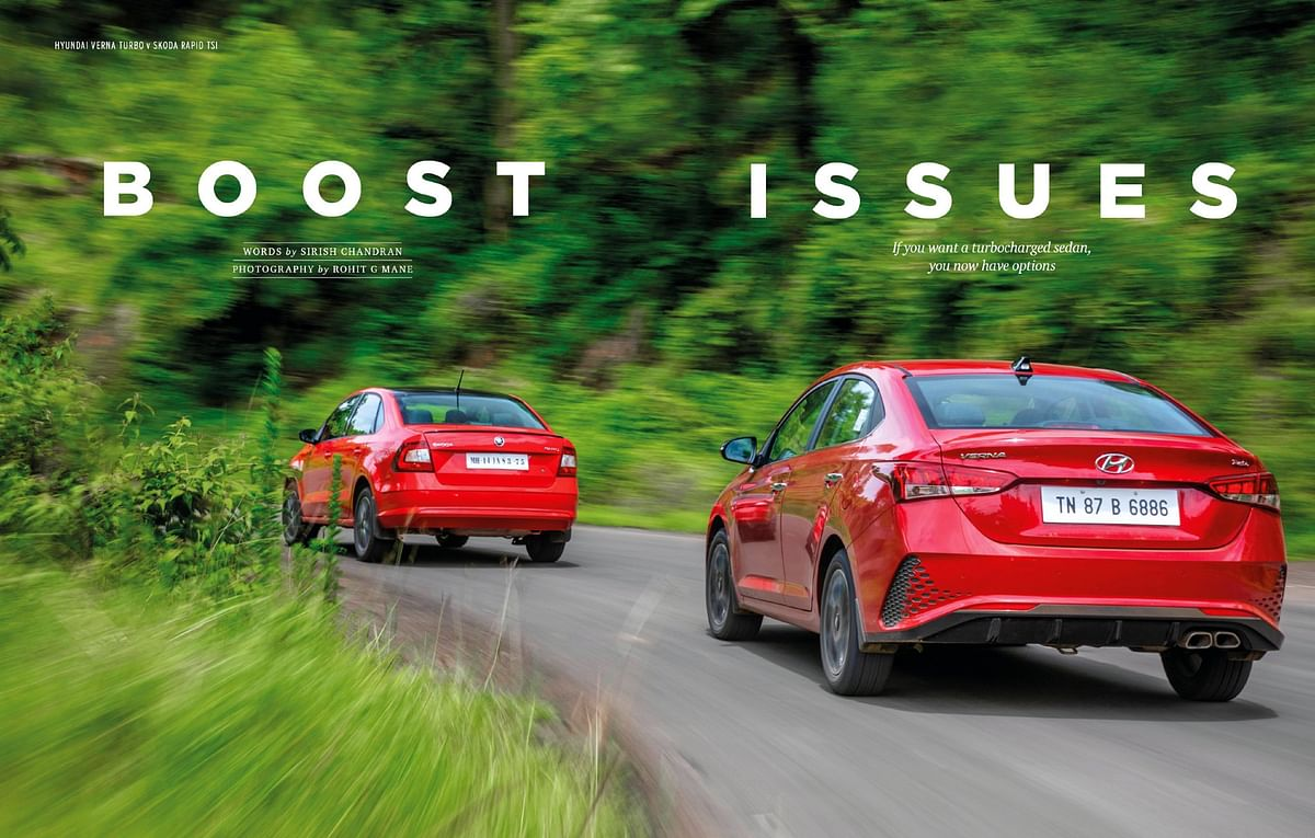 The new normal gives us plenty of new launches in the C-segment with downsized and turbo-charged engines