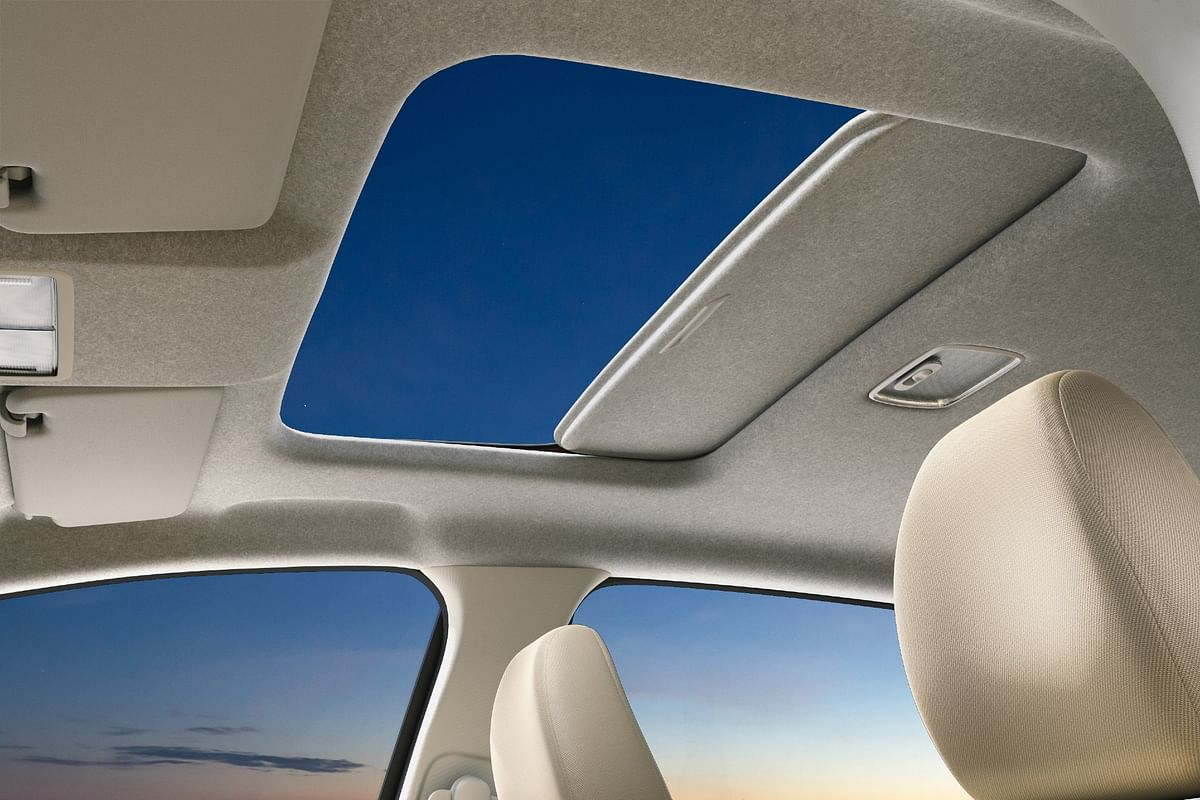 One- touch electric sunroof