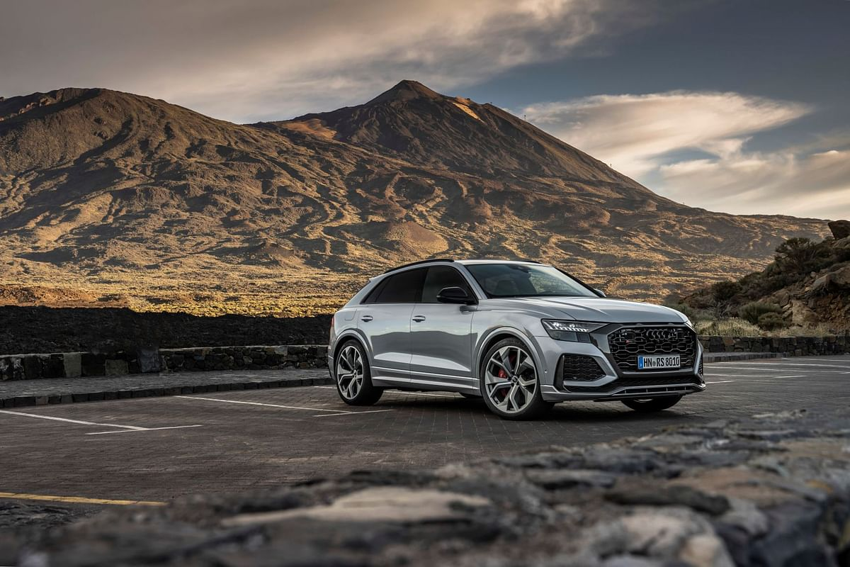 Audi RS Q8 launch confirmed for August 27