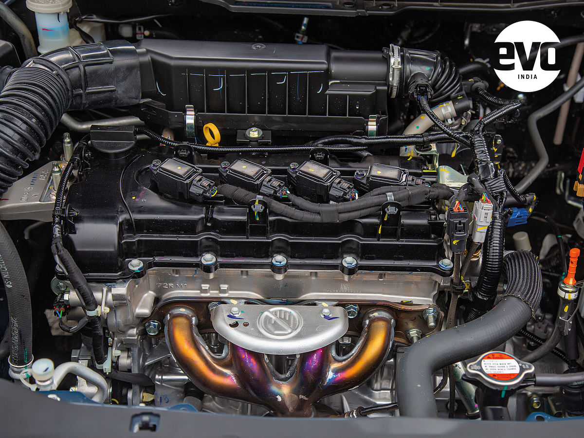 Maruti's 1.5-litre petrol is refined and efficient