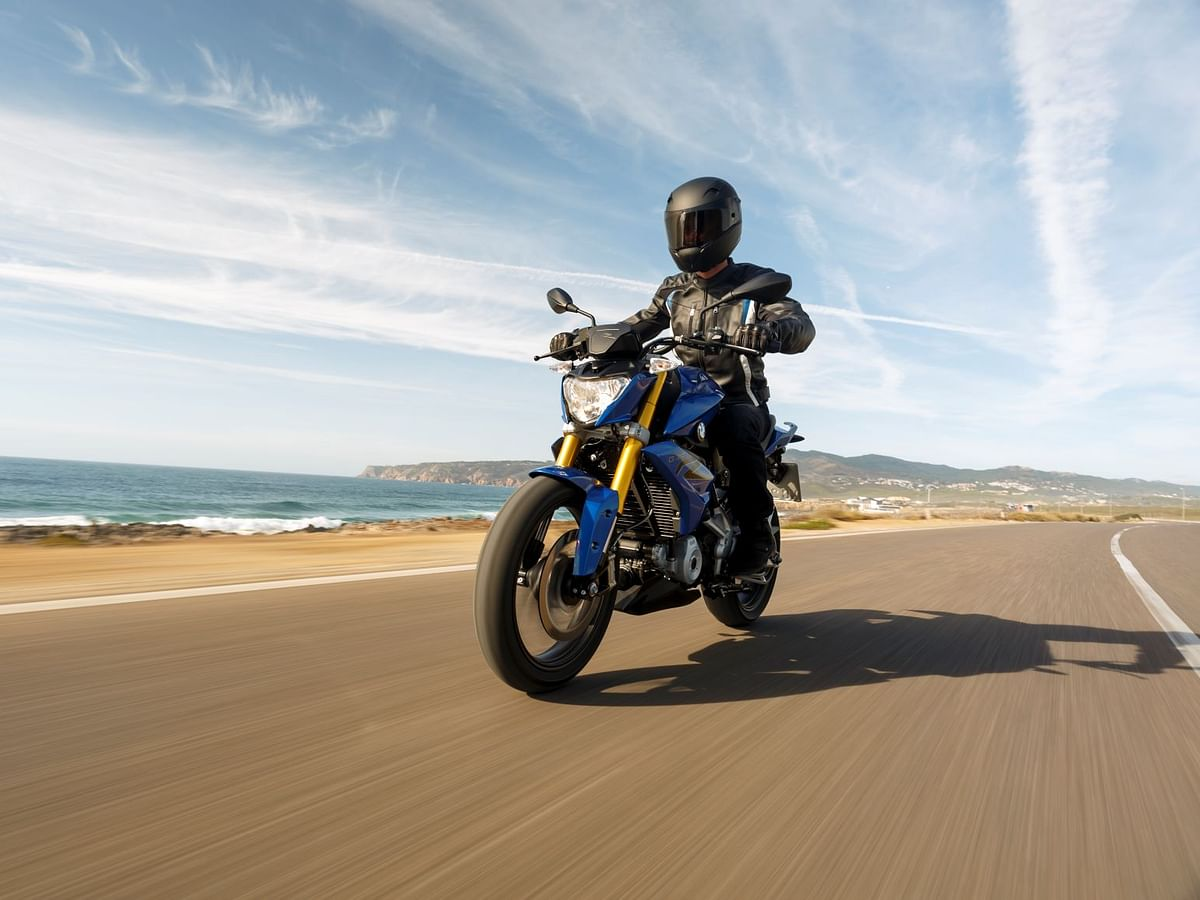 BMW to open bookings for G 310 R and G 310 GS on September 1