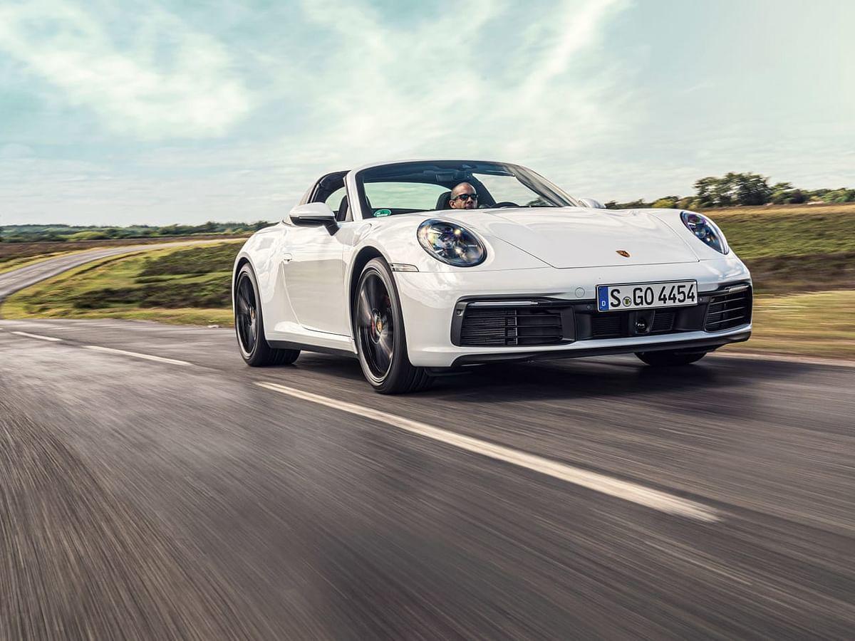 Porsche 911 Targa 4S 2020 review - the oddball 911 that's a refreshing alternative