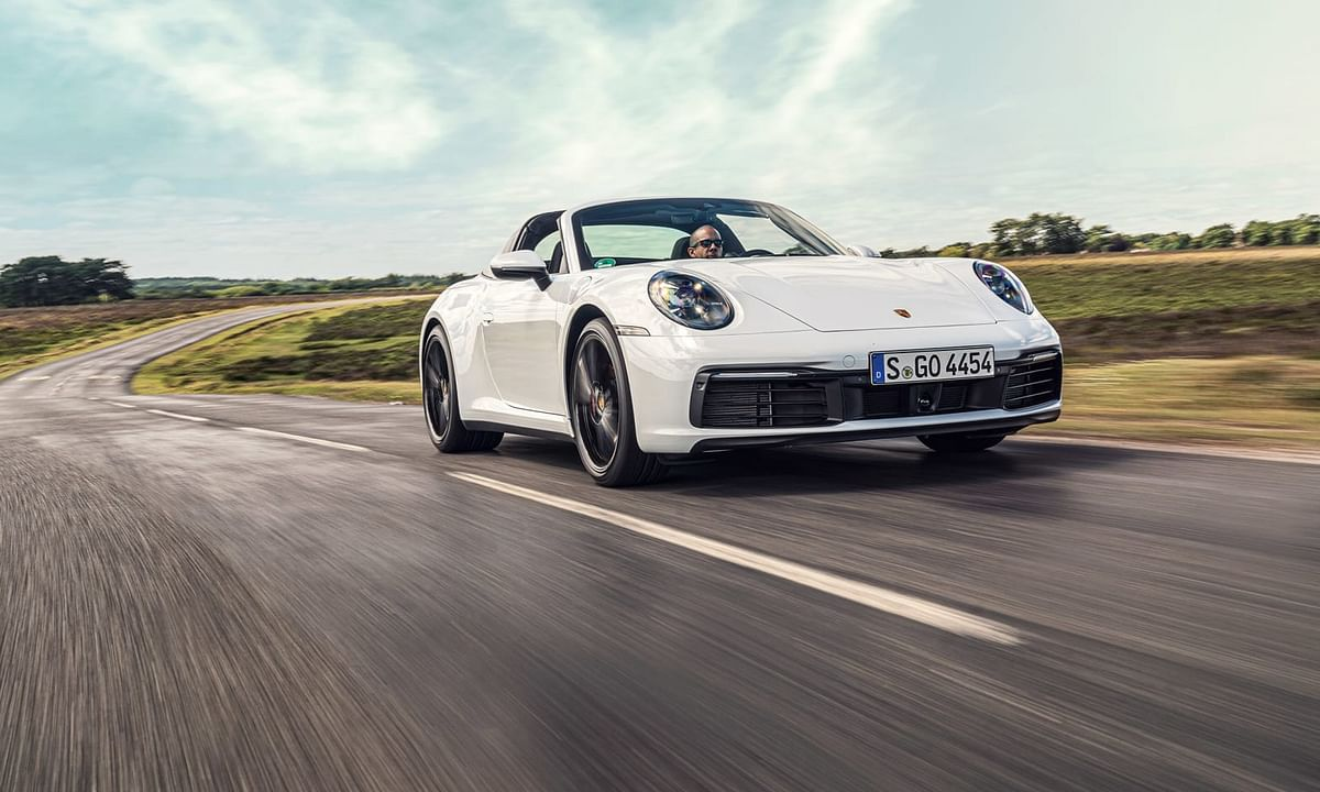 Porsche 911 Targa 4S 2020 review - the oddball 911 that's a refreshing alternative