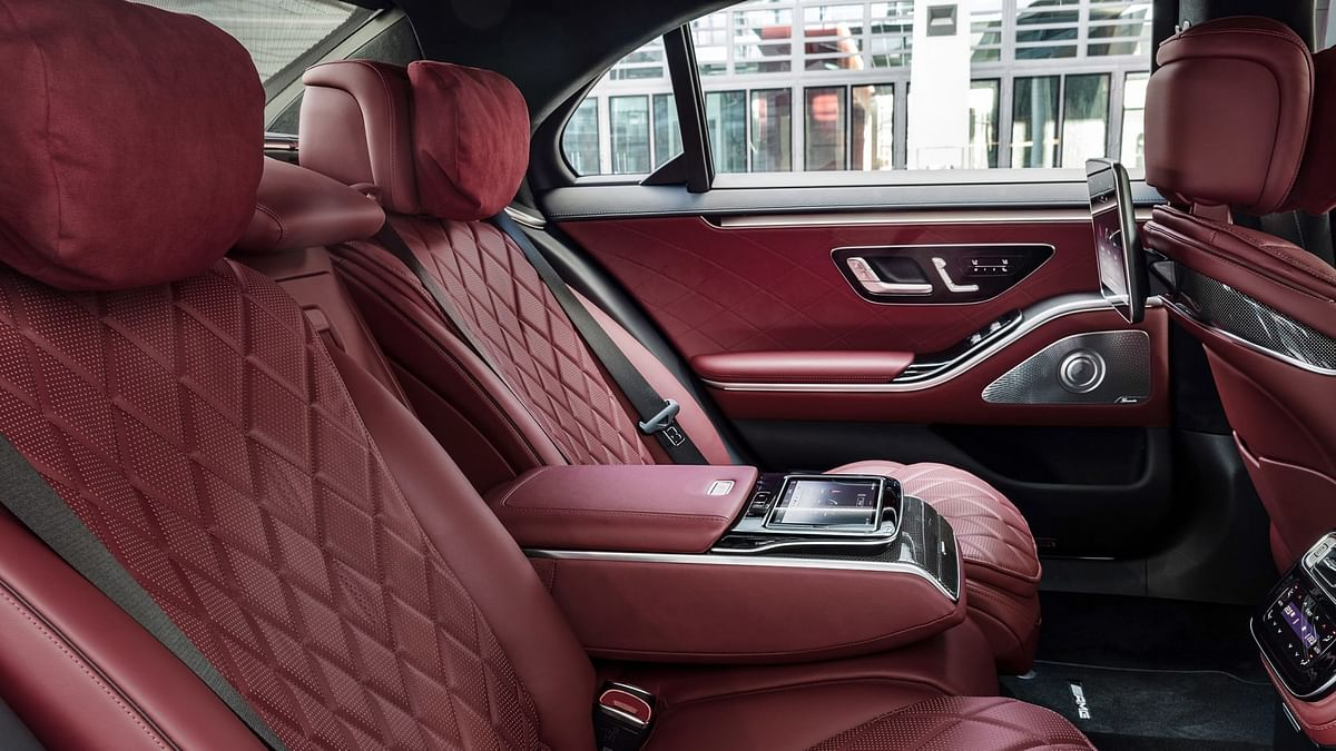 The old-school luxury quotient hasn't gone anywhere either