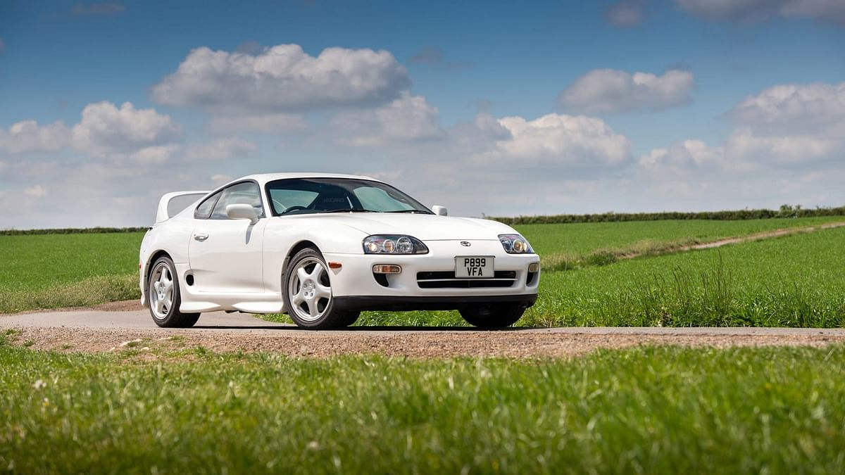 Toyota Supra (A80) - review, history, prices and specs