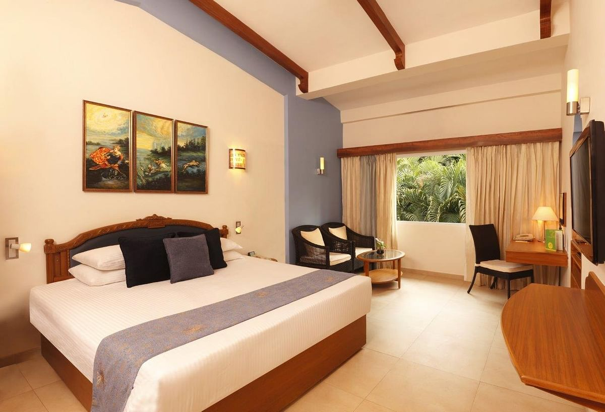 Rooms at Lemon Tree's Amarante Beach Resort