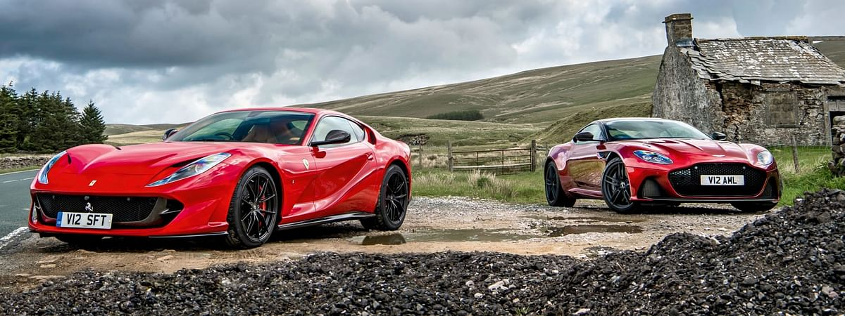 The ultimate grand tourers from their respective marques