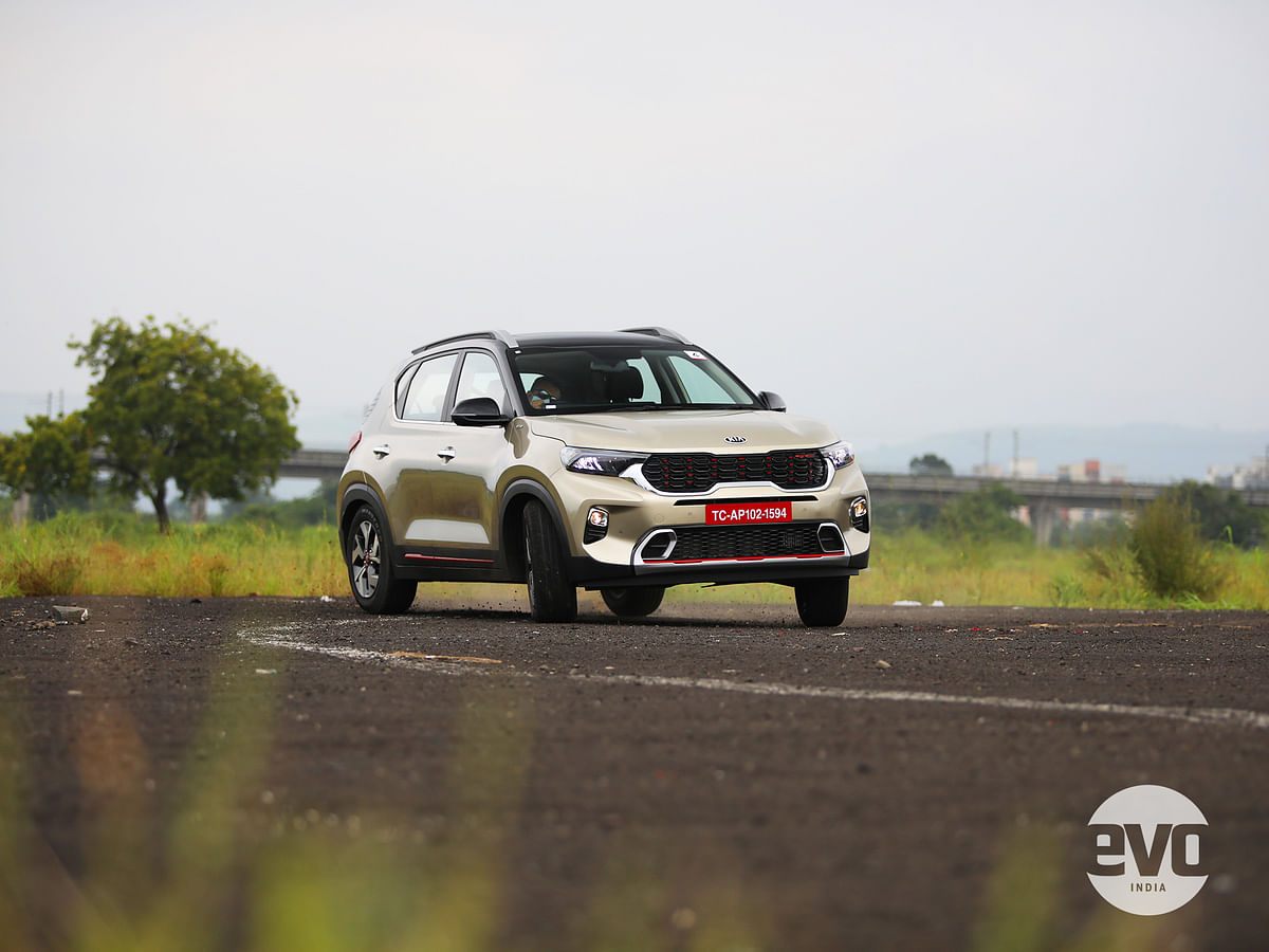 The Kia Sonet will thrill the enthusiast!