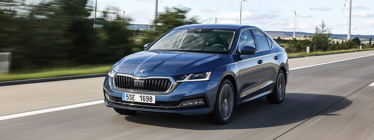 The Octavia will be the first Skoda car to be available with mild-hybrid tech