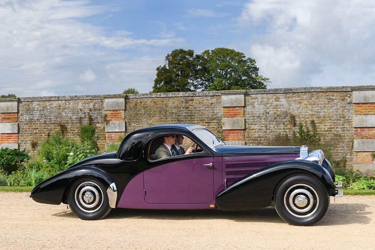 The Bugatti Type 57 Atalante remains a timeless classic