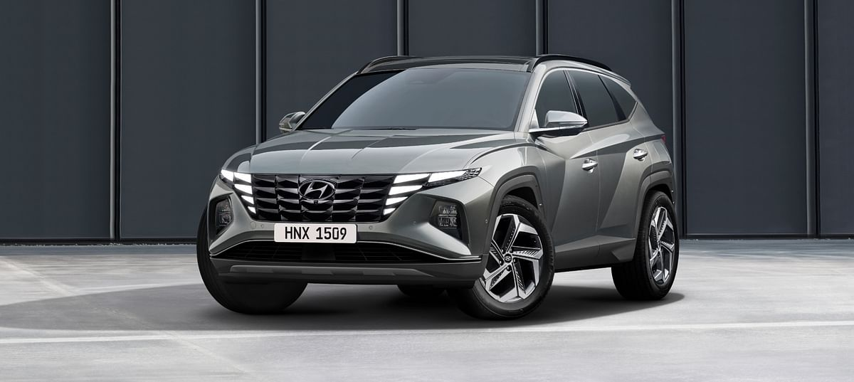 Hyundai reveals stylish new Tucson