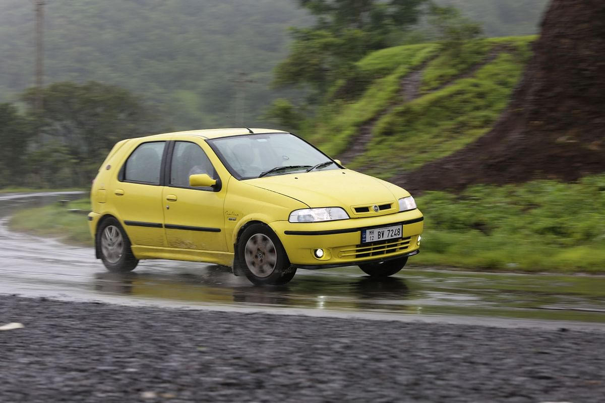 For its time, The Palio S10 was quite an exciting ride