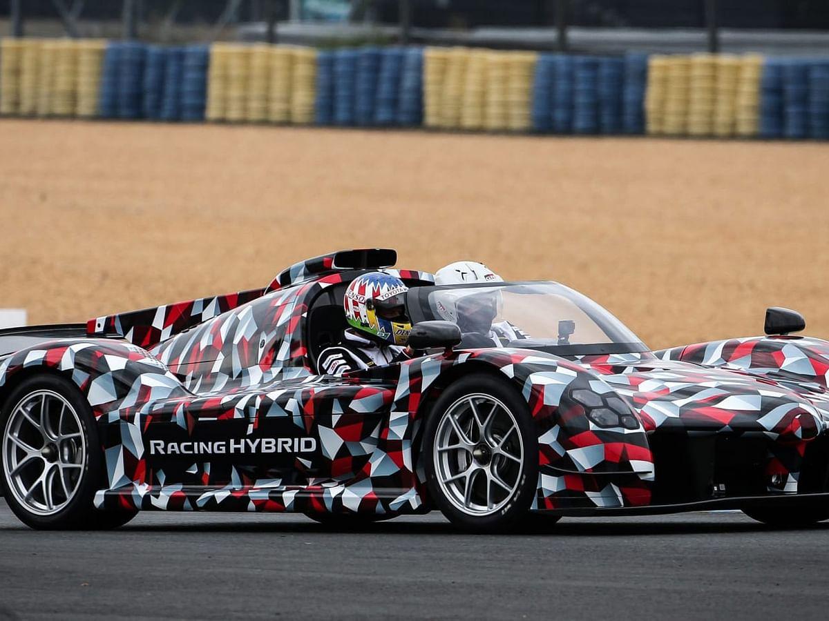 Toyota GR Super Sports revealed at 2020 Le Mans 24hr