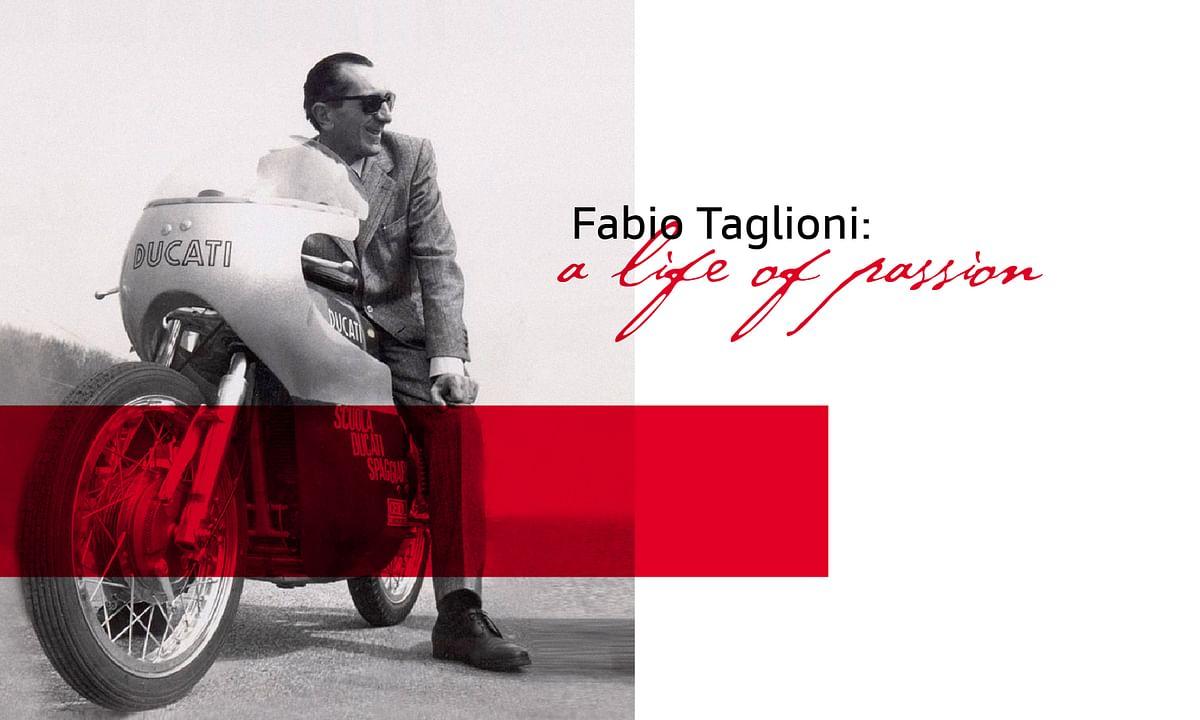 Ducati releases mini-series to commemorate birth centenary of Fabio Taglioni