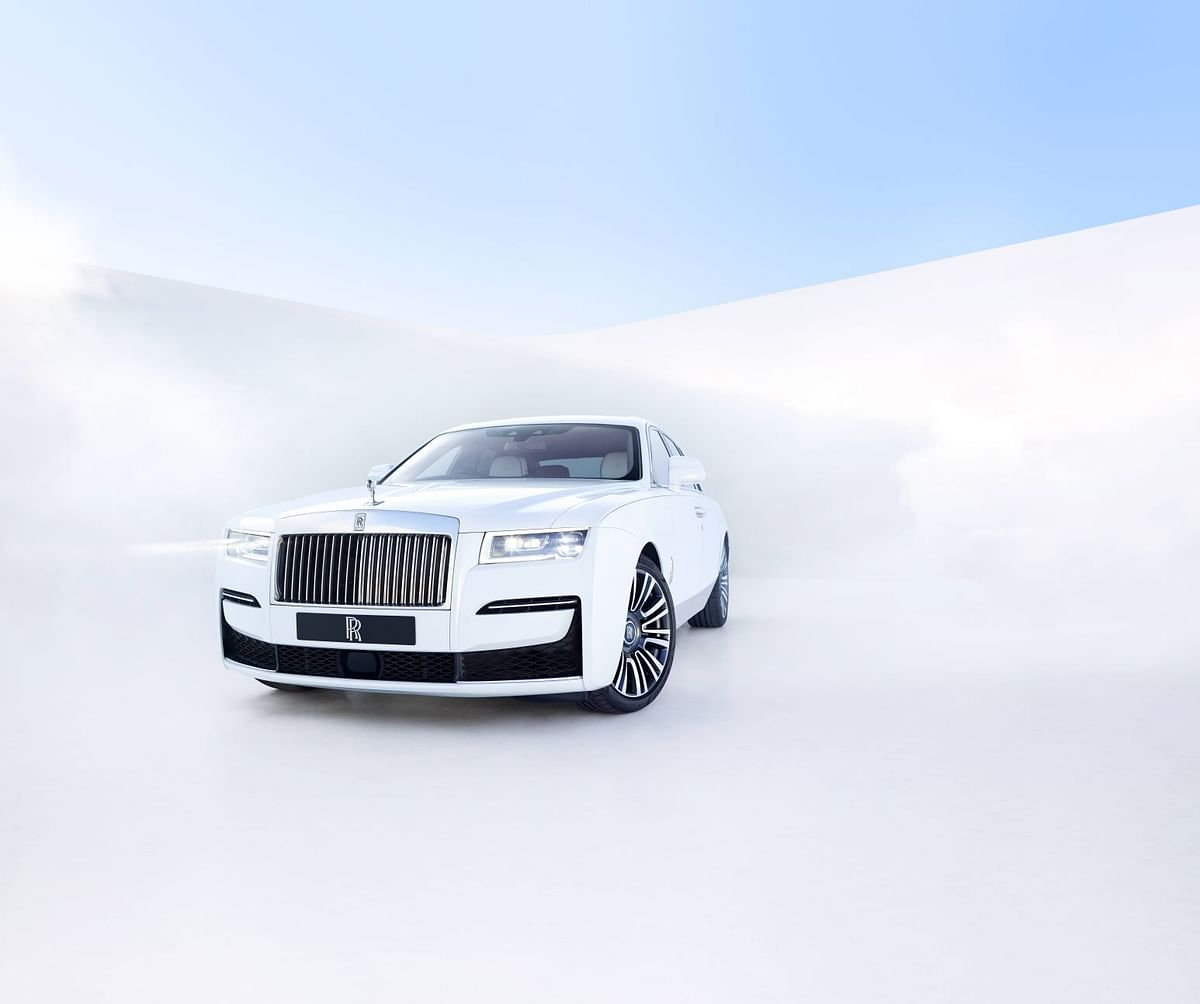 Rolls-Royce pulls covers off the new Ghost