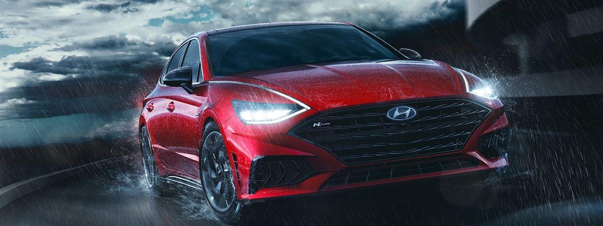 Hyundai Sonata gets an N Line variant
