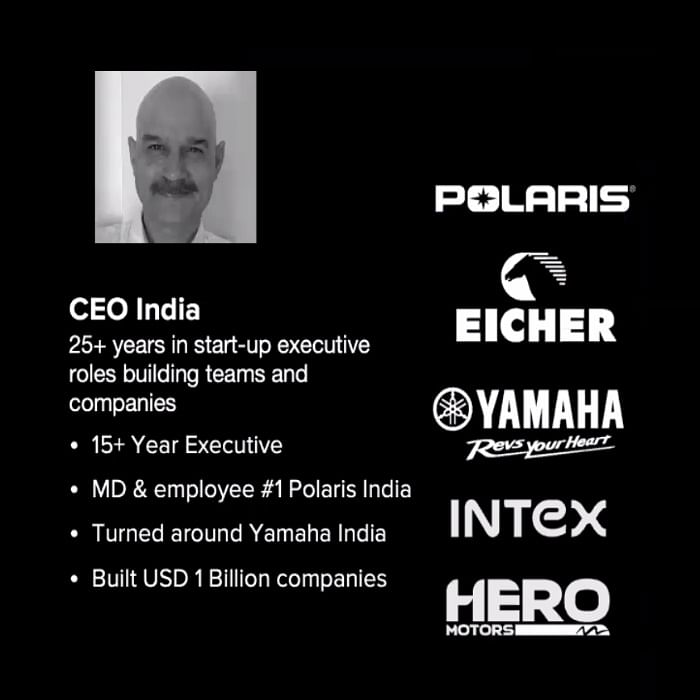 PowerGlobal Energy Services' CEO Pankaj Dubey has a storied experience and keen knowledge of the Indian automotive sphere