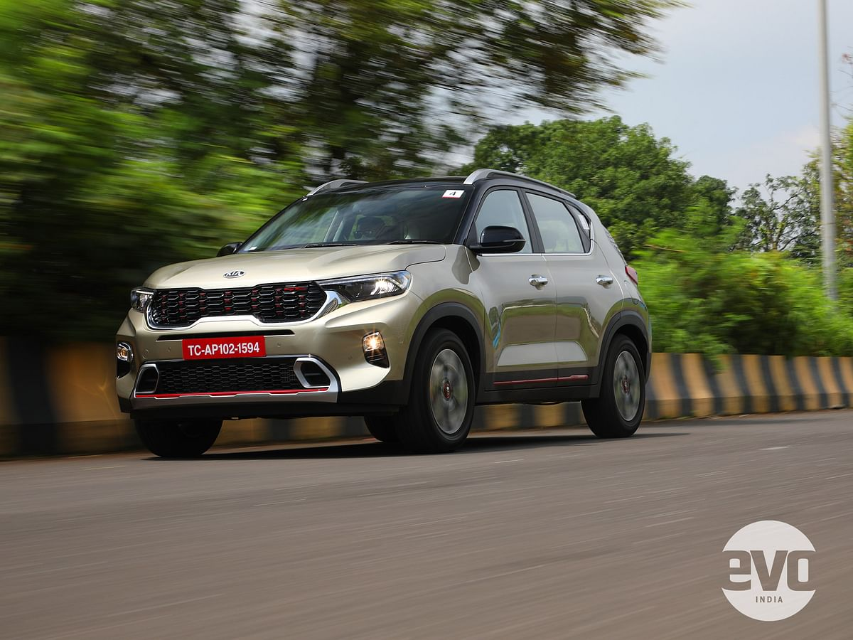 Kia Sonet First Drive Review: Is this the new compact SUV benchmark?