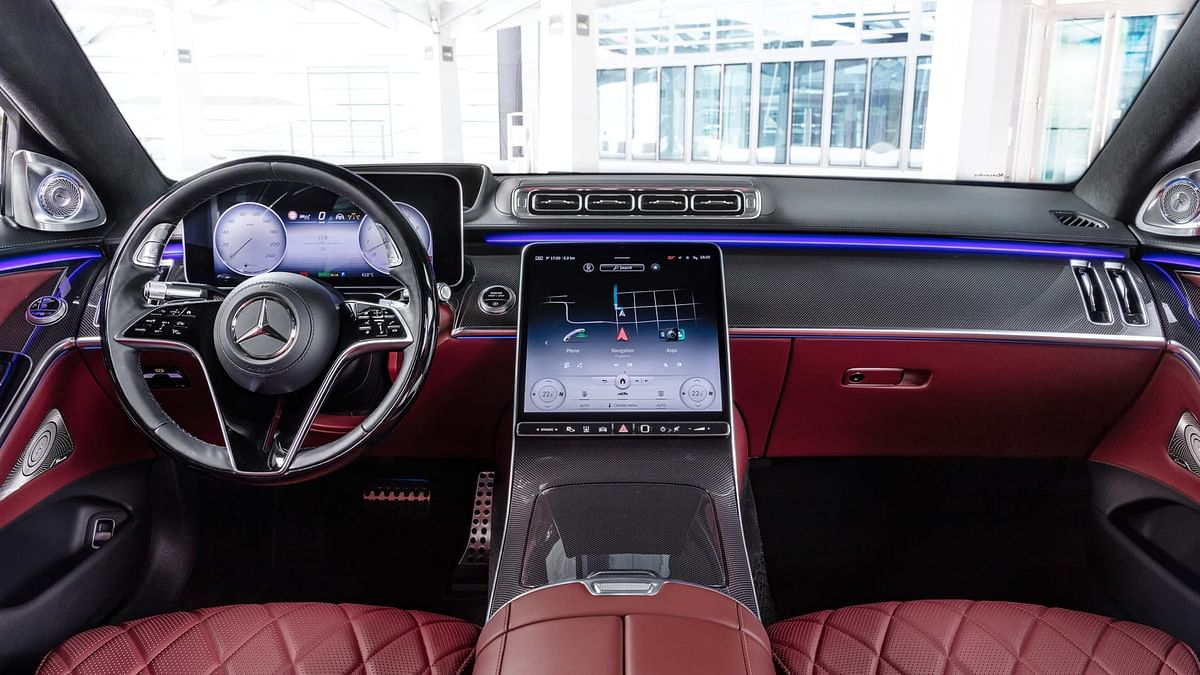 The interior is more tech-laden than ever before