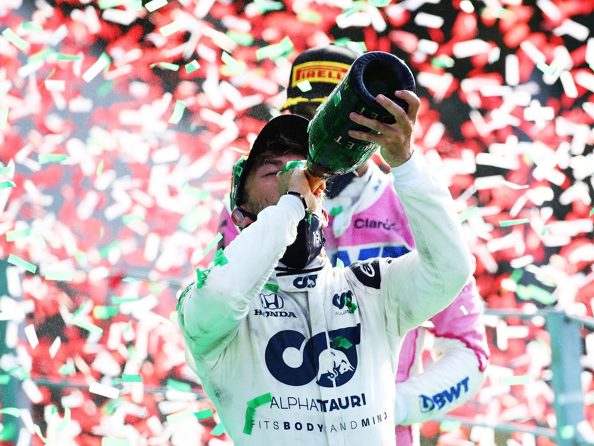 Pierre Gasly on his win at Monza, a possible return to Red Bull and what lies ahead